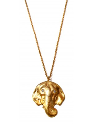 Sacred Elephant Necklace