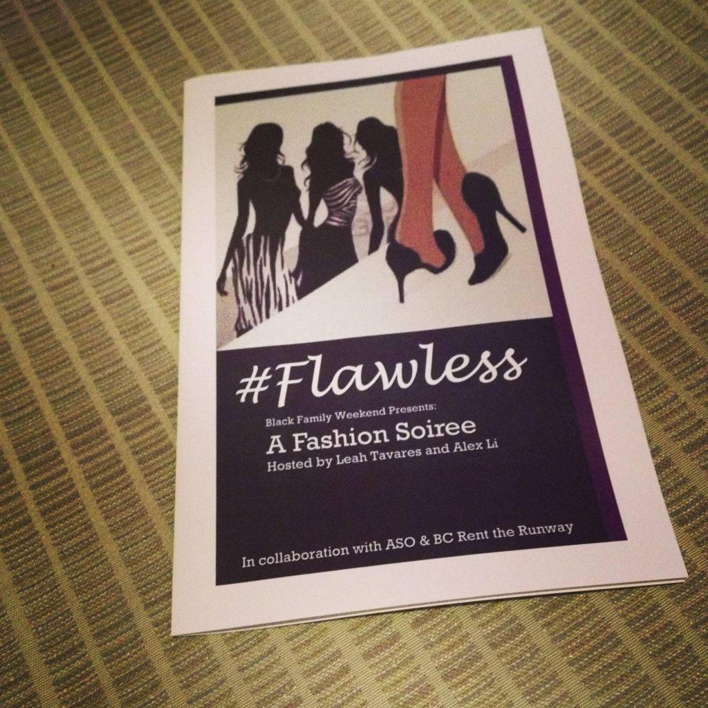 Flawless Fashion Show